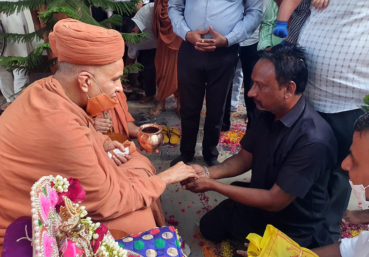 Padhramni at Palanpur