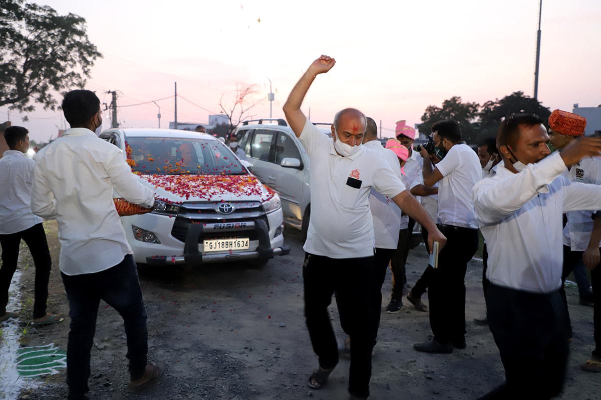 Jaher Sabha at Palanpur