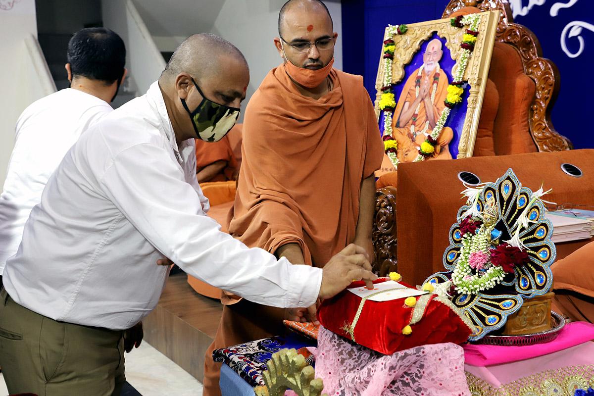 Parayan Purnahuti at Vansa
