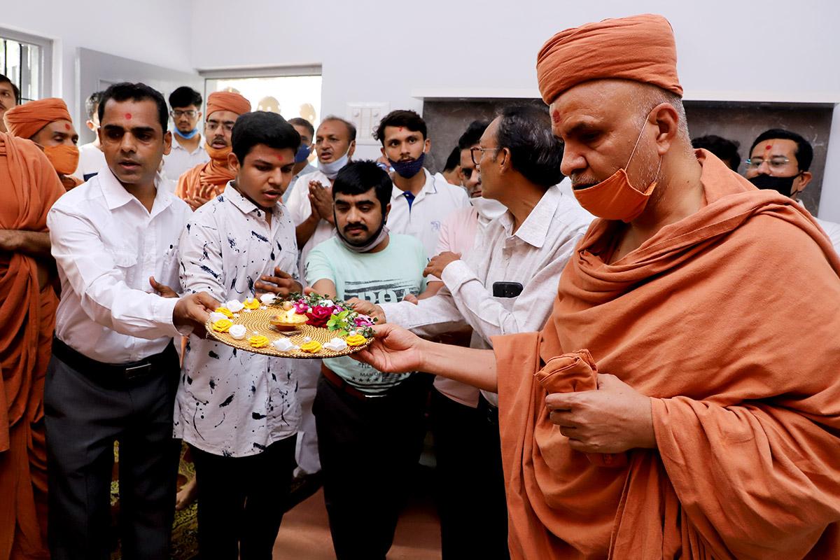 Padhramni at Bhavnagar