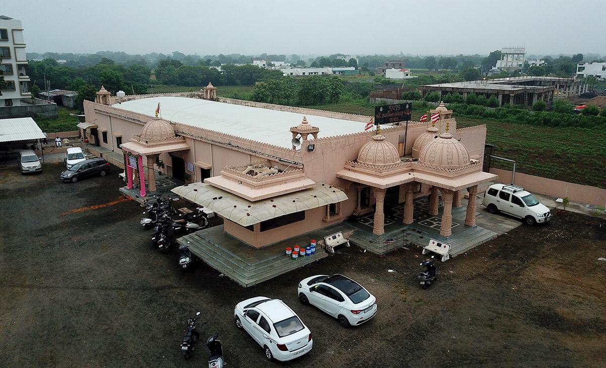 Mangla Aarti at Bayad