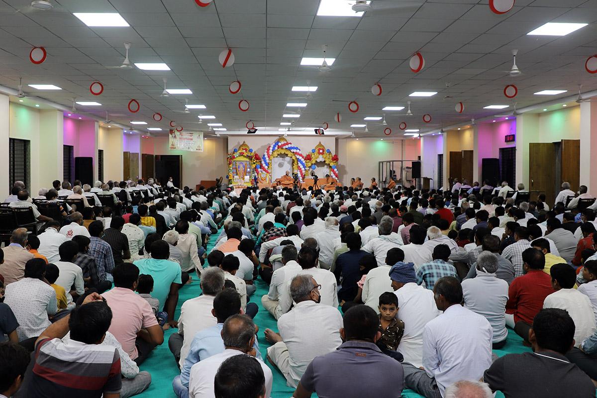 Jaher Sabha at Modasa