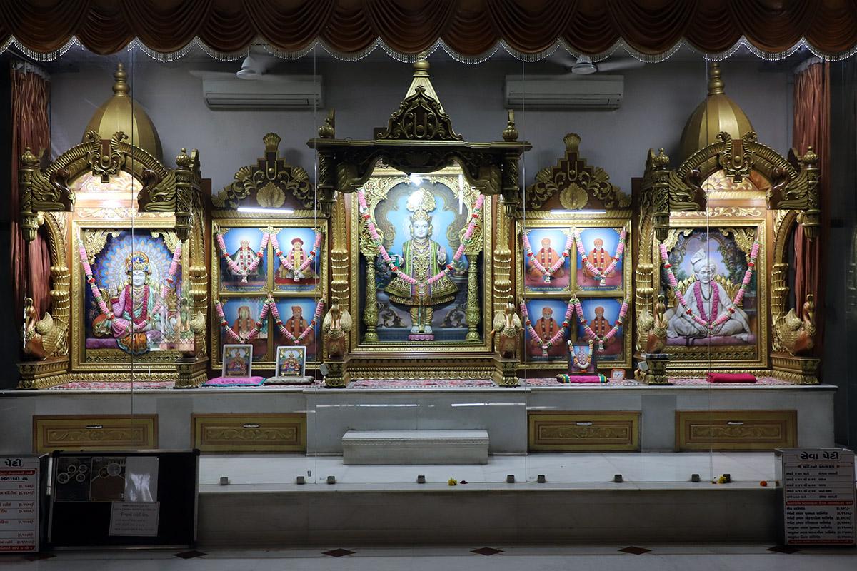 Mangla Aarti at Godhar