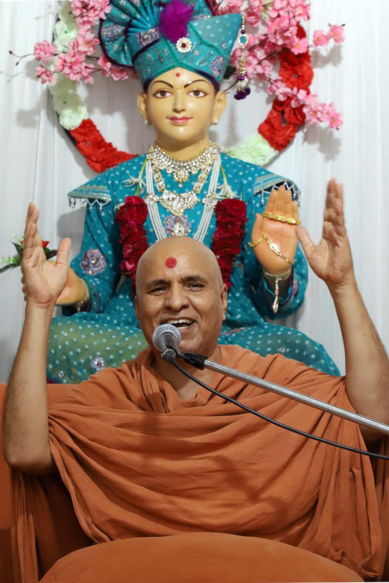 Rajipa Darshan at Isanpur