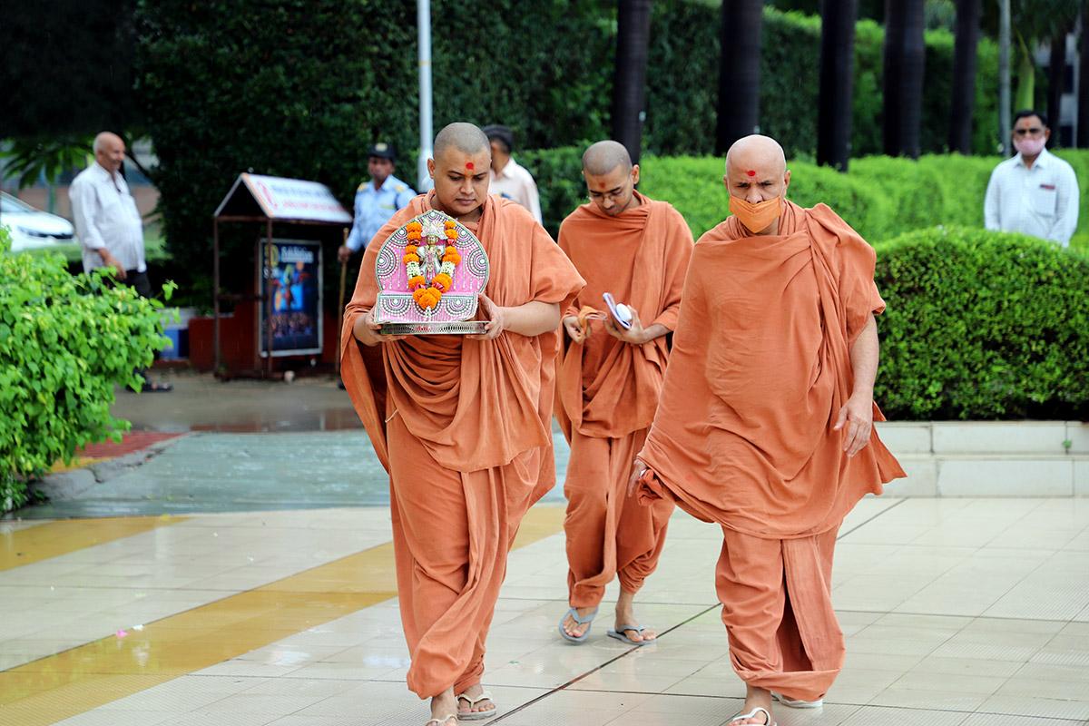 Sankalp Kishore Shibir at Swaminarayan Dham