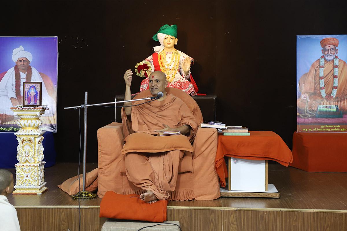 Pre-AYP at Swaminarayan Dham