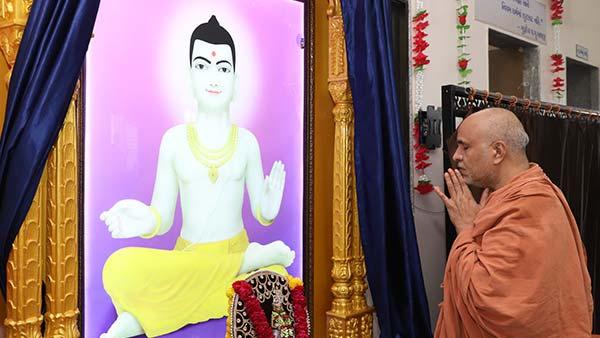 Satsang Kendra Udghatan - Sanjeli, Godhra