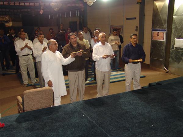 SWO-USA November Utsav Sabha