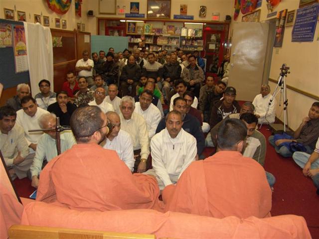 Satsang Vicharan By Saints in NJ - USA