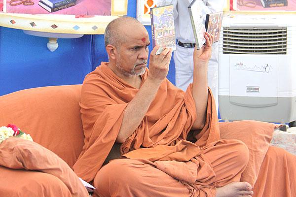 SMVS Rajat Gaurav Din & Shilanyas Samaroh - Surendranagar