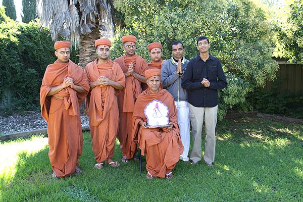 Australia Vicharan - HH Swamishree