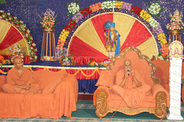 Tula Vidhi & Shobhayatra