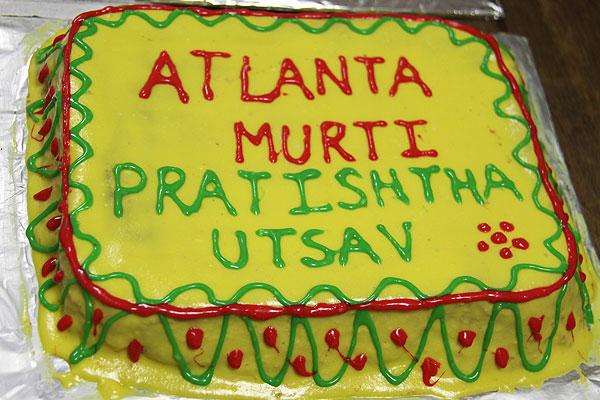 Murti Pratistha Utsav - Atlanta