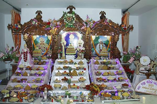 Annakutotsav - India