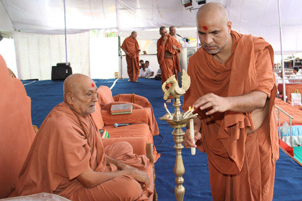 HDH Bapji Amrutvani