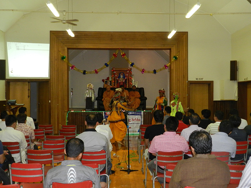 P.Saints Vicharan Australia & New Zealand