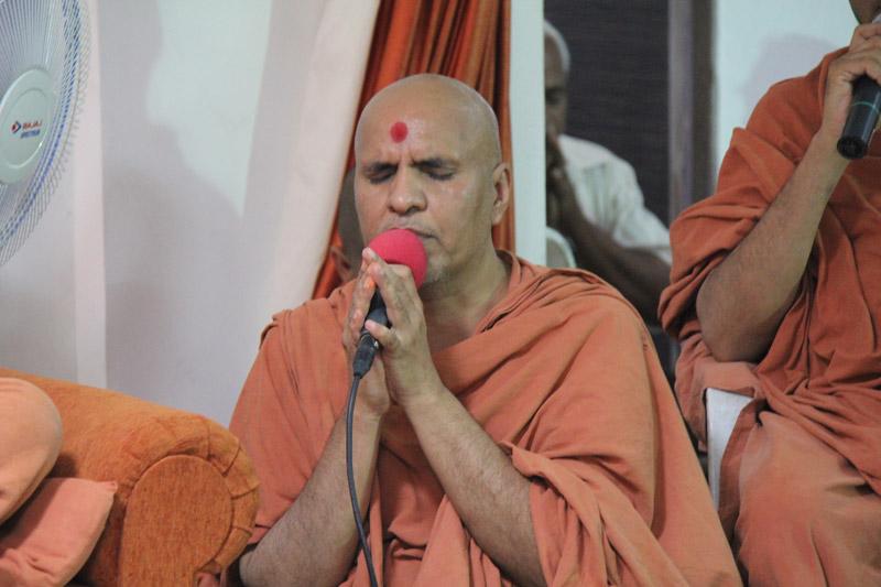 Swaminarayan Mandir Murti Pratistha Utsav - Rajkot