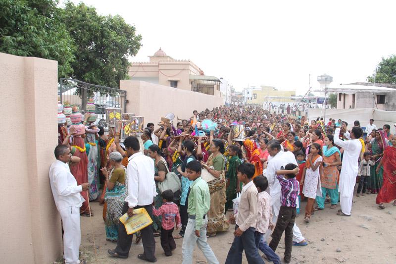 Swaminarayan Mandir Murti Pratistha Utsav - Halol