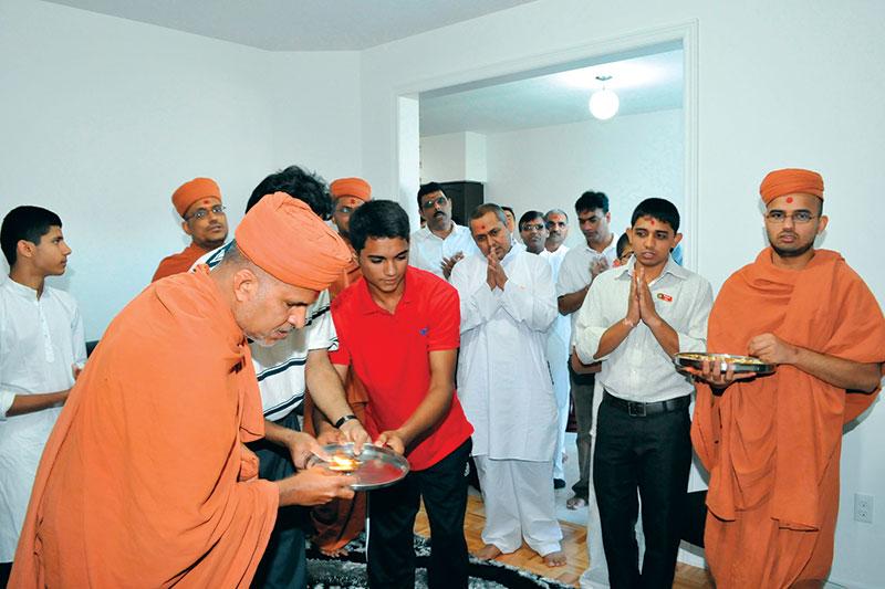 HH Swamishree Vicharan - Canada