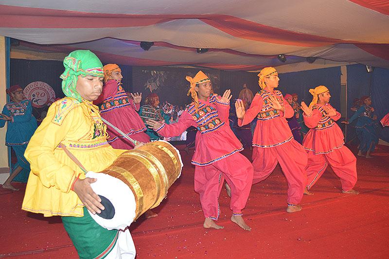 Gurukul Dashabadi Utsav