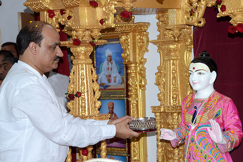 Divya Murti Pratistha Utsav - Bavla