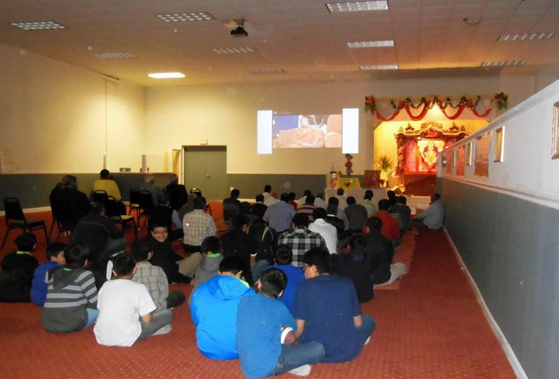 HDH Bapji Pragatyotsav Celebration - Boston, US