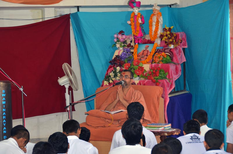 Selected Yuvak Shibir - 2013