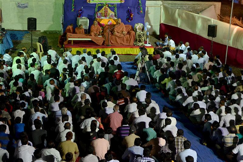 Bhoomi Pravesh Samaroh - Ankleshwar