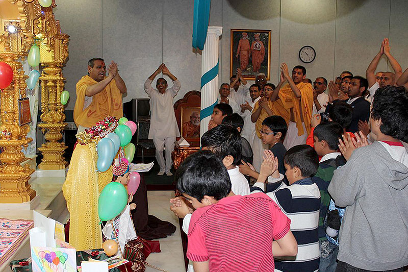 Shri Hari Pragatyotsav Celebration - Toronto, CA