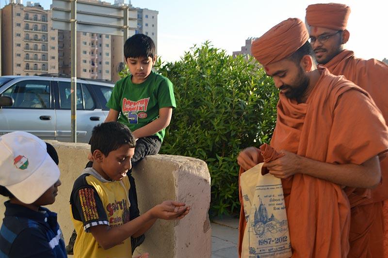Saint Vicharan - Kuwait