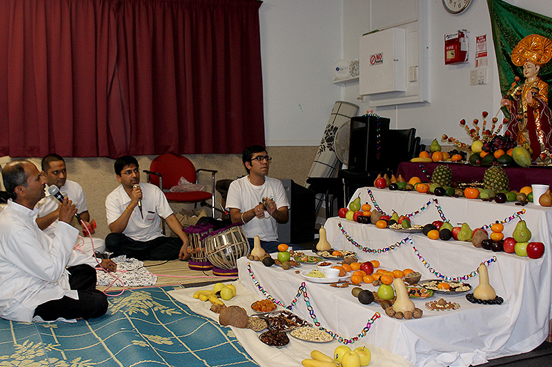 Shri Hari Pragatyotsav Celebration - NZ