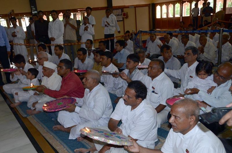 SMVS Swaminarayan Mandir Ghatlodiya Patotsav