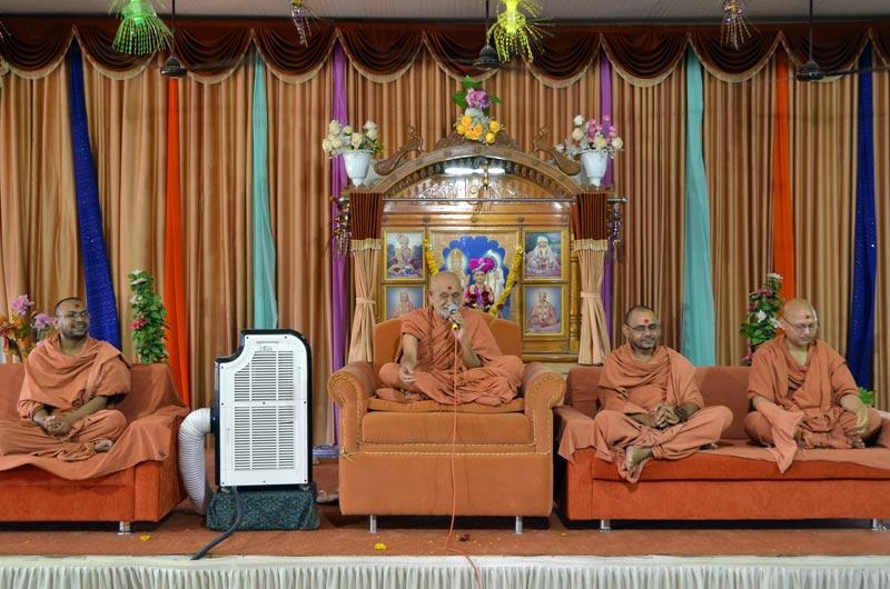 SMVS Swaminarayan Mandir Mehsana Patotsav