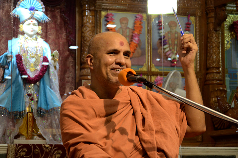 HDH Swamishri Visit Gurukul - Swaminarayan Dham, Gandhinagar