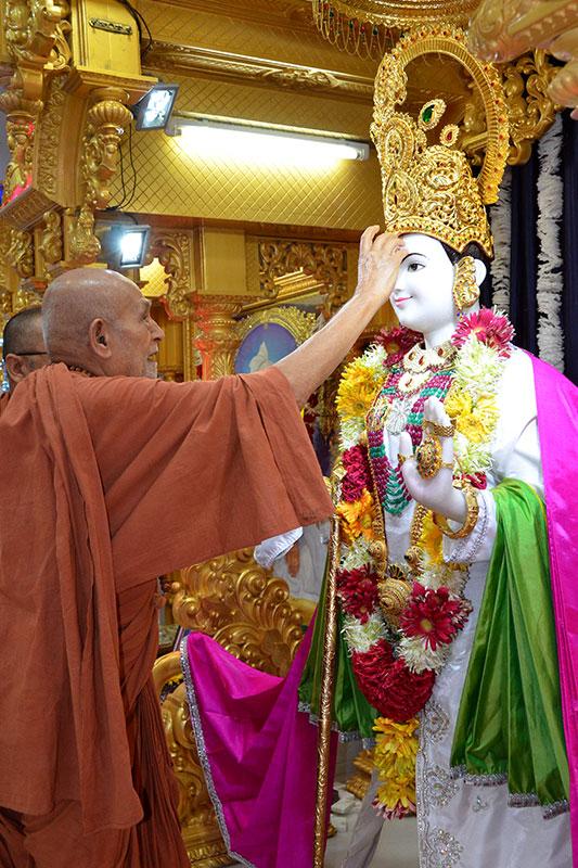 SMVS Swaminarayan Mandir Naroda - 3rd Patotsav
