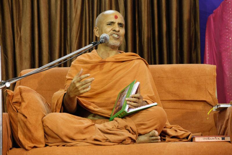 SMVS Swaminarayan Mandir Vasna - Gyansatra - 7 | Day - 3