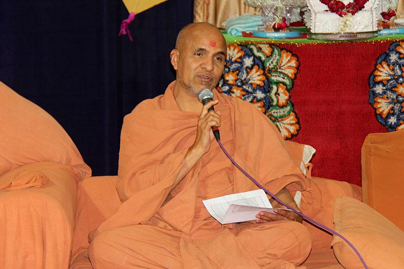 SMVS Swaminarayan Mandir Ghatlodiya - Zoliseva & Shakotsav
