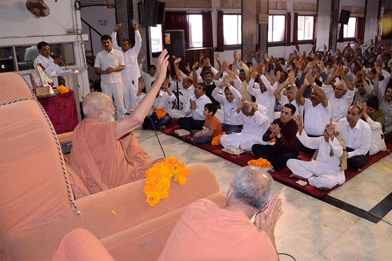 Shree Swaminarayan Mandir Patotsav - Vasna
