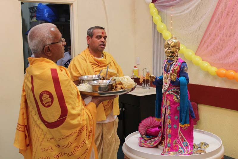 HDH Bapji 82nd Pragatyotsav Celebration 2014 - Canada