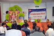 P.Saints Vicharan - New Zealand