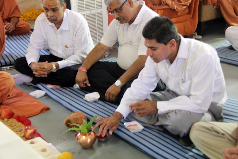 Swaminarayan Dham Girls Gurukul Udghatan Samaroh