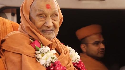HDH Bapji Divya Darshan & Ashirwad (15-02-19)