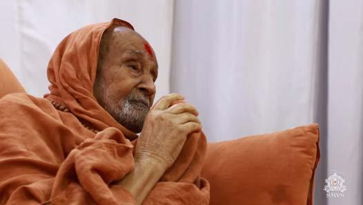 HDH Bapji Divya Darshan & Ashirwad (24-03-19)