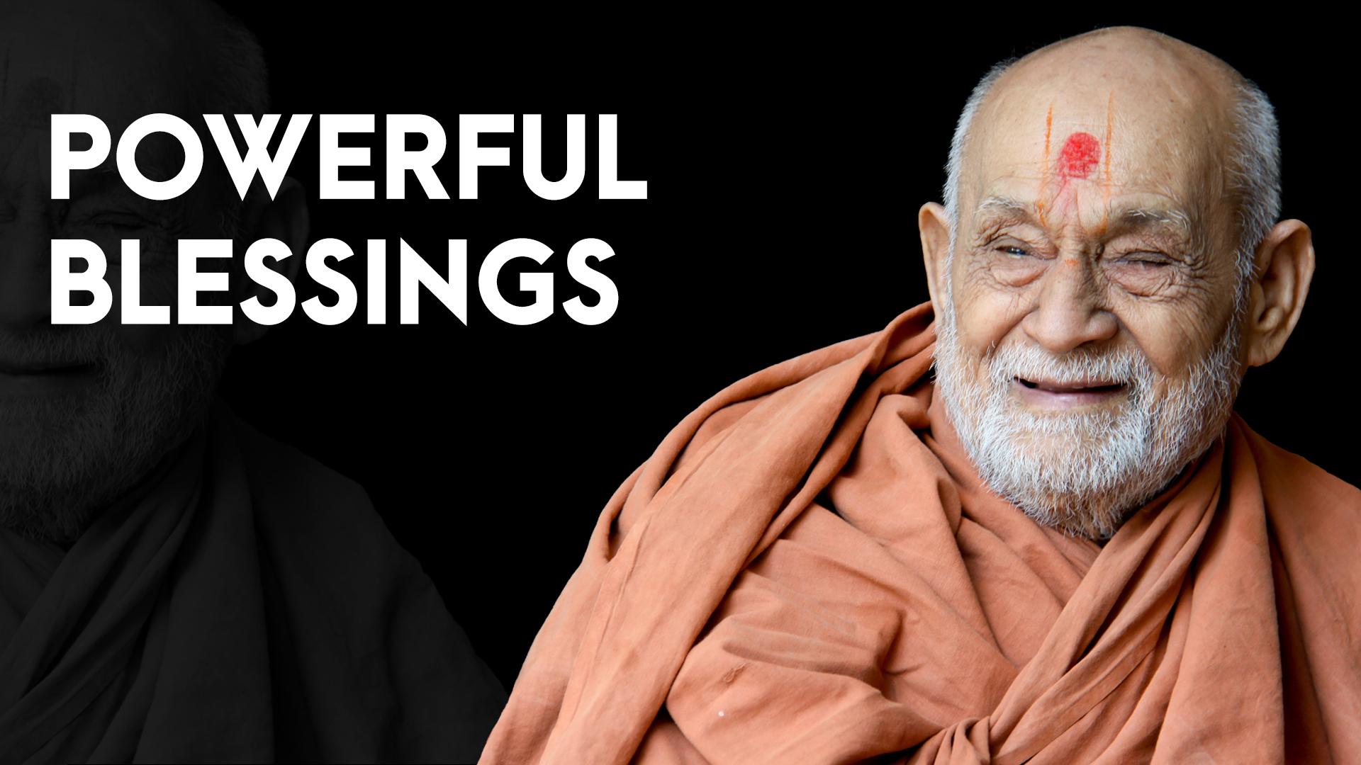 Vachan Siddhi Purush | Gurudev HDH Bapji | Powerful Blessings