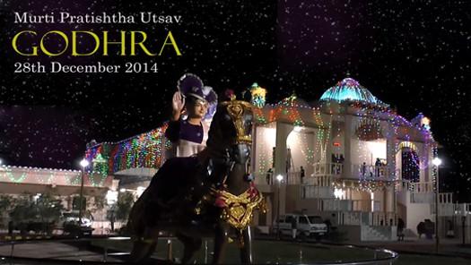 Godhra Mandir Murti Pratishtha Utsav - Highlights