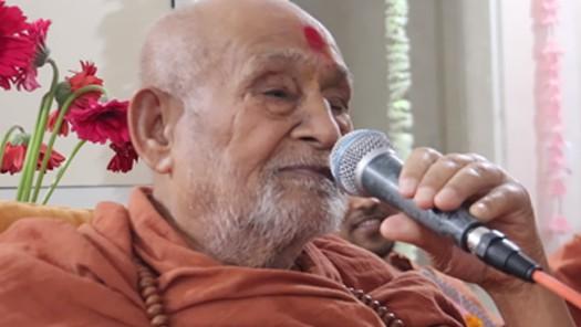 HDH Bapji Vicharan - Kalupur Satsang Kendra (05-01-2018)