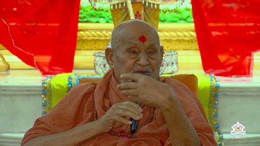 HDH Bapji Satsang Vicharan - Ghatlodiya 14th Patotsav (24-03-2018)