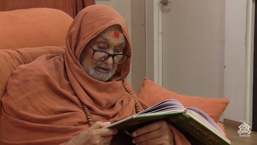 HDH Bapji Divya Darshan & Ashirwad (30-09-18)
