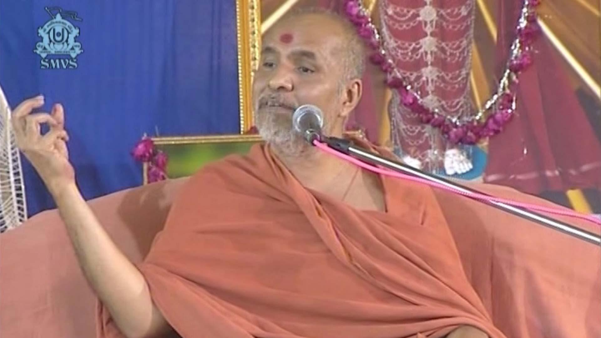 Satsangma Ahankar Ghatadva Avie Chhie