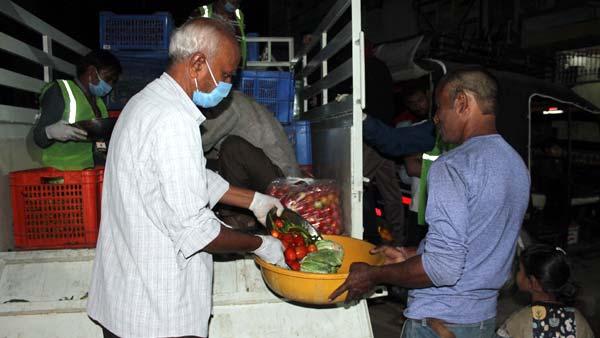 Public relief activities